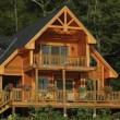 casa de fin de semana, casa de lago, casa a orillas del rio