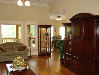 diseño interior casa de campo