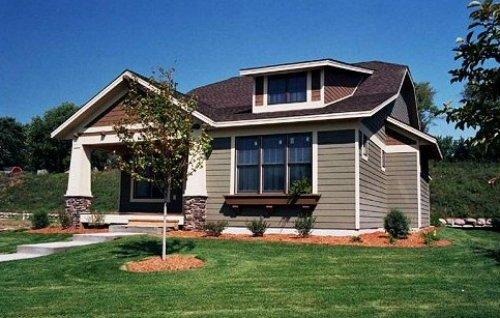 fachada de casa pequeña, frente casa pequeña, foto casa pequeña