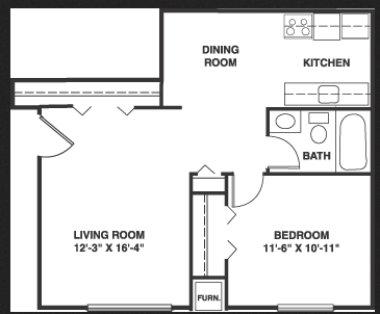 2 habitaciones planos de casas gratis for Apartamentos pequenos planos