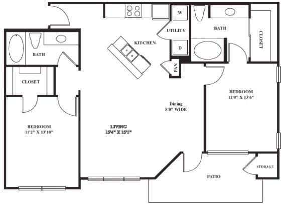 Planos de departamentos peque os planos de casas gratis for Departamentos en planos