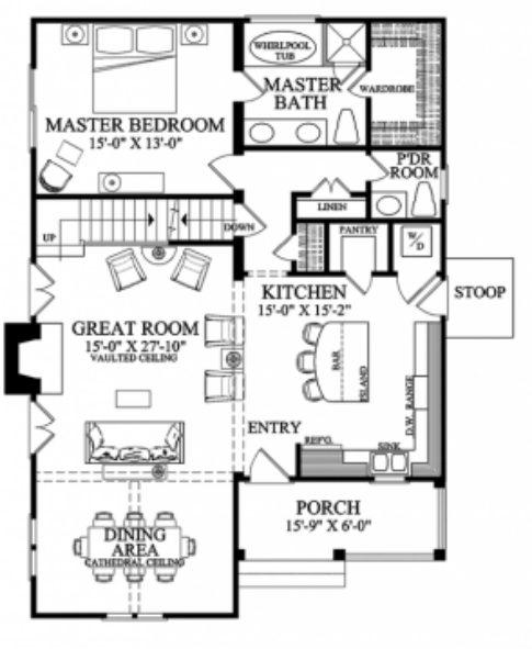 Casas peque as de madera planos de casas gratis for Planos de casas pequenas de una planta