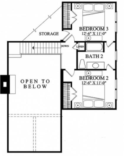 plano casa pequeña madera, plano vivienda pequeña madera