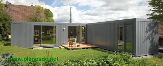 foto casa container, fotos de viviendas de containers