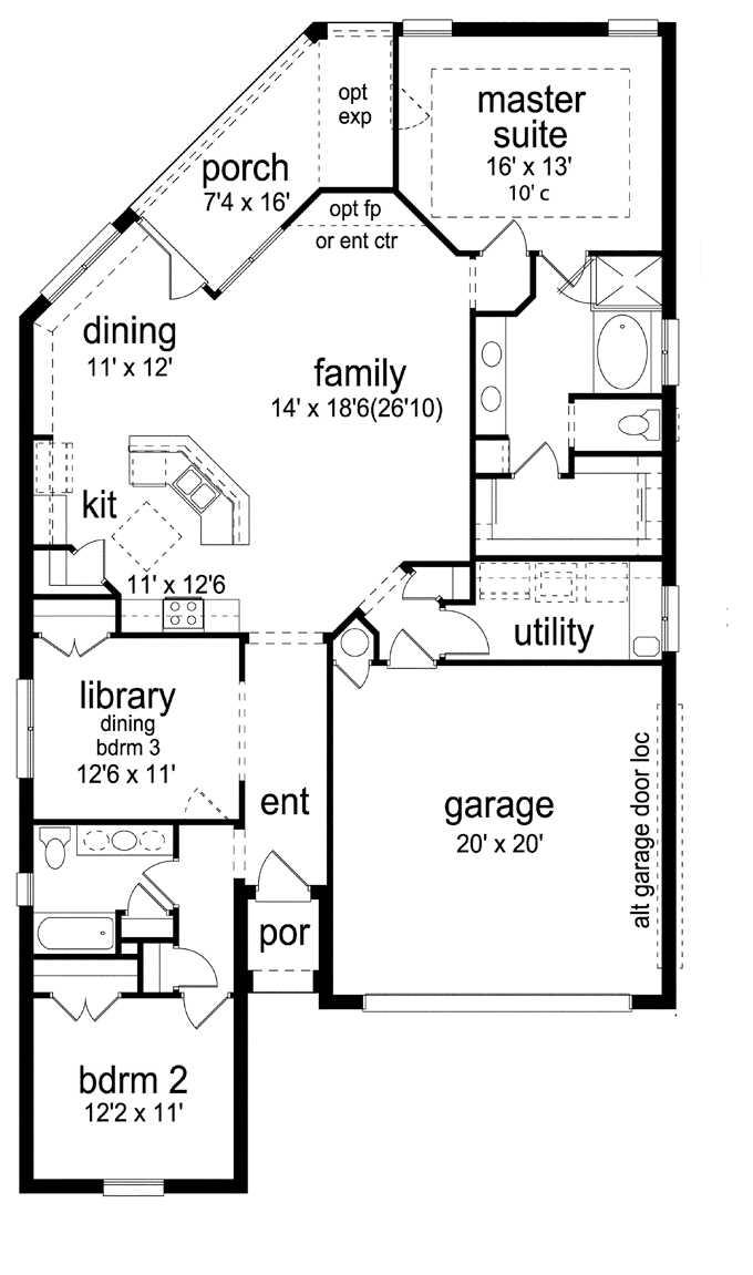 plano casa ciudad