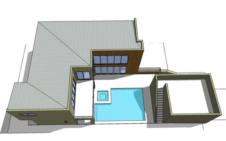plano 3d visto de arriba, planos en 3d