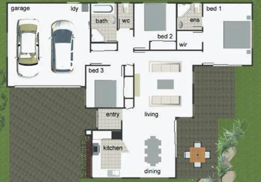 plano de casa 150m2, planos 150 metros cuadrados